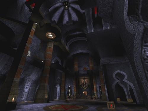 Screenshot of arcanum