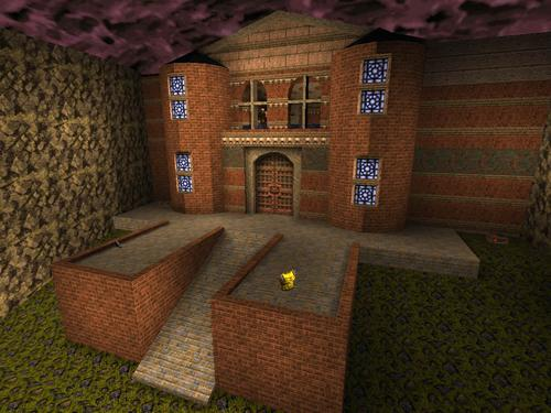 Screenshot of citdoom