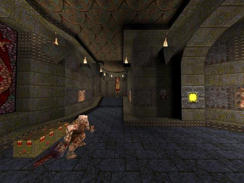 Screenshot of dragon