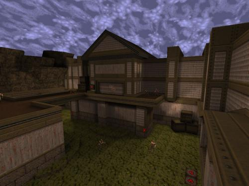 Screenshot of evilexhumed