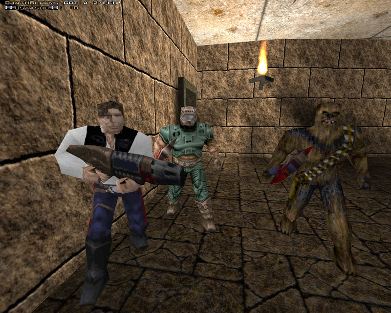 Quake Expo 2008 - Hosted by Tastyspleen net